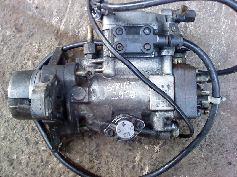 VE Pumps for OM engines